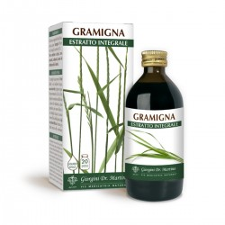 GRAMIGNA ESTRATTO INTEGRALE 200 ml  Liquido analcoolico...