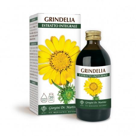 GRINDELIA ESTRATTO INTEGRALE 200 ml Liquido analcoolico - Dr. Giorgini