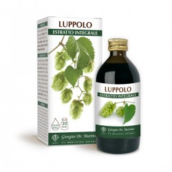 LUPPOLO ESTRATTO INTEGRALE 200 ml Liquido analcoolico -...