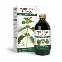 MARRUBIO BIANCO ESTRATTO INTEGRALE 200 ml Liquido...