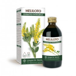 MELILOTO ESTRATTO INTEGRALE 200 ml Liquido analcoolico...