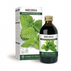 MELISSA ESTRATTO INTEGRALE 200 ml Liquido analcoolico -...