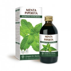 MENTA PIPERITA ESTRATTO INTEGRALE 200 ML Liquido...