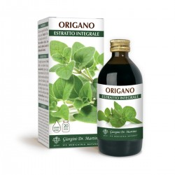 ORIGANO ESTRATTO INTEGRALE 200 ml Liquido analcoolico -...