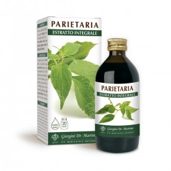 PARIETARIA ESTRATTO INTEGRALE 200 ml Liquido...