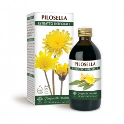 PILOSELLA ESTRATTO INTEGRALE 200 ml Liquido analcoolico...