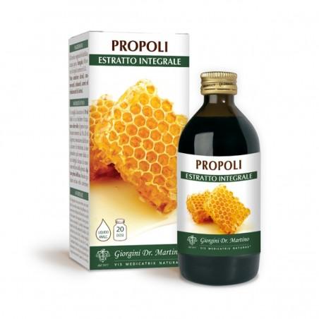 PROPOLI ESTRATTO INTEGRALE 200 ml Liquido analcoolico - Dr. Giorgini