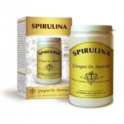 SPIRULINA 400 pastiglie (200 g) - Dr. Giorgini