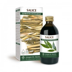 SALICE ESTRATTO INTEGRALE 200 ml Liquido analcoolico -...