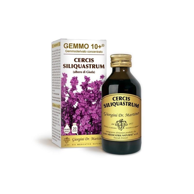 GEMMO 10+ Albero di Giuda 100 ml Liquido analcoolico - Dr. Giorgini
