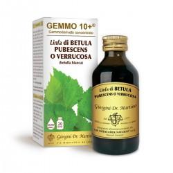 GEMMO 10+ Betulla Bianca Linfa 100 ml Liquido...