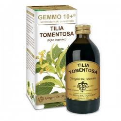 GEMMO 10+ Tiglio Argenteo 200 ml Liquido analcoolico -...