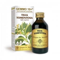 GEMMO 10+ Tiglio Argenteo 100 ml Liquido analcoolico -...