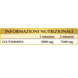 Glutammina Pura 100 g polvere - Dr. Giorgini