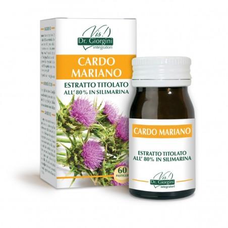 CARDO MARIANO ESTRATTO TITOLATO 60 pastiglie (30 g) - Dr. Giorgini