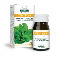 CENTELLA ESTRATTO TITOLATO 60 pastiglie (30 g) - Dr....