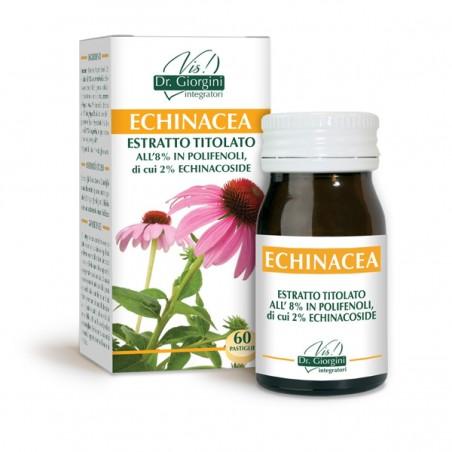 ECHINACEA ESTRATTO TITOLATO 60 pastiglie (30 g) - Dr. Giorgini