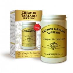 CREMOR TARTARO SUPREMO 150 g polvere - Dr. Giorgini