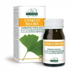 GINKGO BILOBA ESTRATTO TITOLATO 60 pastiglie (30 g) -...