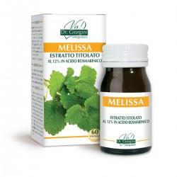 MELISSA ESTRATTO TITOLATO 60 pastiglie (30 g) - Dr....