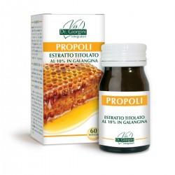 PROPOLI ESTRATTO TITOLATO 60 pastiglie (30 g) - Dr....
