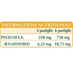 PYGEUM ESTRATTO TITOLATO 60 pastiglie (30 g) - Dr. Giorgini
