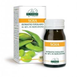 SOIA ESTRATTO TITOLATO 60 pastiglie (30 g) - Dr. Giorgini