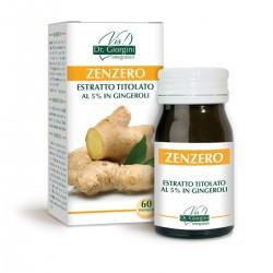 ZENZERO ESTRATTO TITOLATO 60 pastiglie (30 g) - Dr....