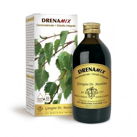 DRENAMIX 200 ml liquido analcoolico - Dr. Giorgini