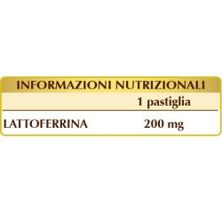 LATTOFERRINA 75 pastiglie (30 g) - Dr. Giorgini