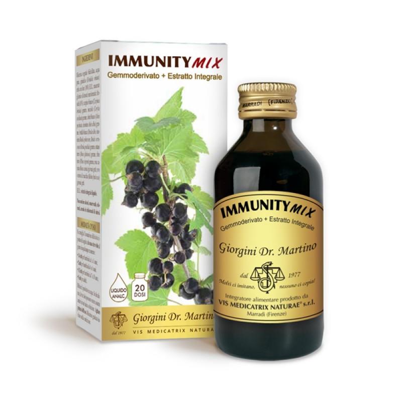 IMMUNITYMIX 100 ml liquido analcoolico - Dr. Giorgini