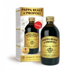 PAPPA REALE E PROPOLI 200 ml Liquido analcoolico - Dr....