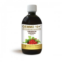 GEMMO 10+ Viburno 500 ml Liquido analcoolico - Dr....