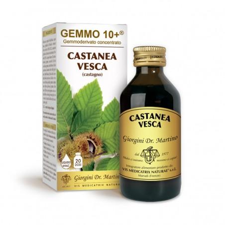 GEMMO 10+ Castagno 100 ml Liquido analcoolico - Dr. Giorgini