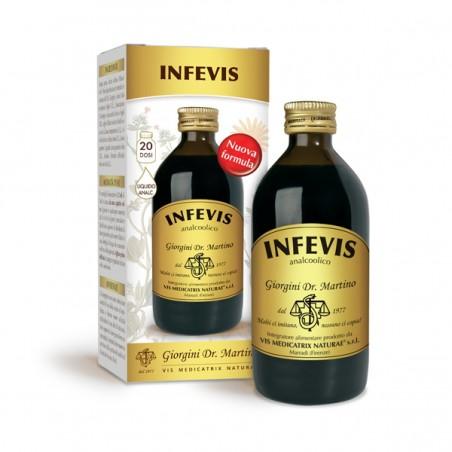INFEVIS 200 ml liquido analcoolico - Dr. Giorgini