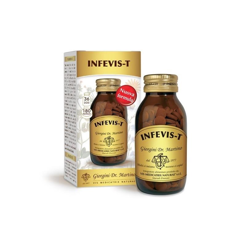 INFEVIS-T 180 pastiglie (90 g) - Dr. Giorgini