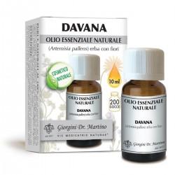 Davana Olio Essenziale 10 ml - Dr. Giorgini
