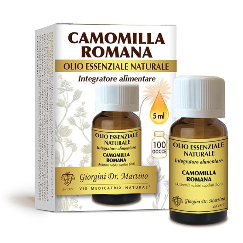Camomilla Romana Olio Essenziale 5 ml - Dr. Giorgini