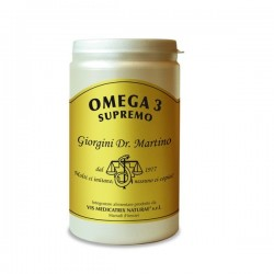 OMEGA 3 SUPREMO 120 softgel (168 g) - Dr. Giorgini