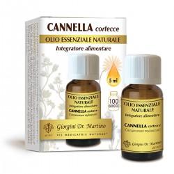 Cannella cortecce Olio Essenziale 5 ml - Dr. Giorgini