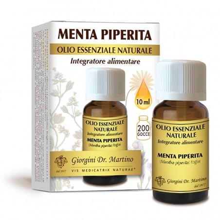Menta Piperita Olio Essenziale 10 ml - Dr. Giorgini