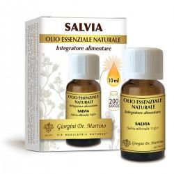 Salvia Olio Essenziale 10 ml - Dr. Giorgini