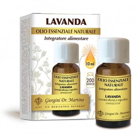 LAVANDA Olio Essenziale 10 ml - Dr. Giorgini