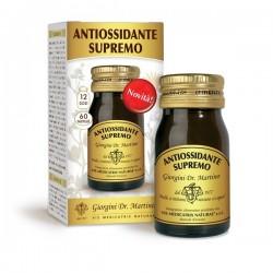 ANTIOSSIDANTE SUPREMO 60 pastiglie (30 g) - Dr. Giorgini