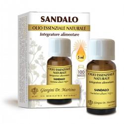 Sandalo Olio Essenziale 10 ml - Dr. Giorgini