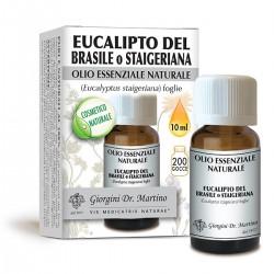 Eucalipto del Brasile o Staigeriana Olio Essenziale 10...
