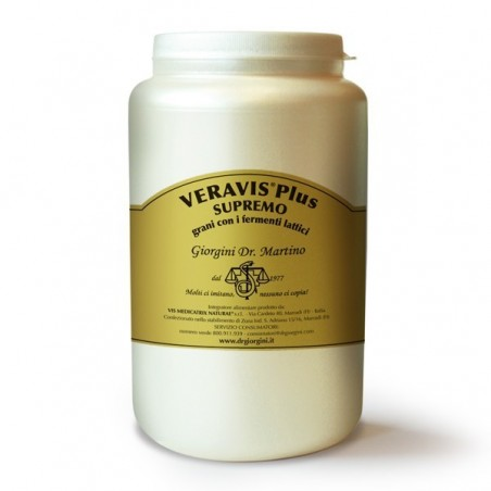 VERAVIS PLUS SUPREMO con fermenti lattici grani (1000 g) - Dr. Giorgini