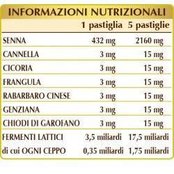 VERAVIS PLUS SUPREMO con fermenti lattici 60 pastiglie (30 g) - Dr. Giorgini