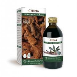 CHINA ESTRATTO INTEGRALE 200 ml Liquido...