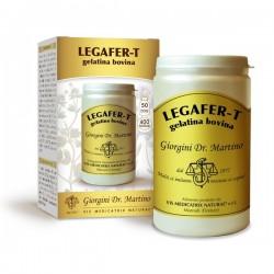 LEGAFER-T Gelatina bovina 400 pastiglie (200 g) - Dr....